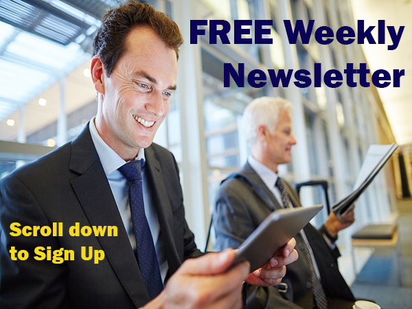 Free Weekly Newsletter